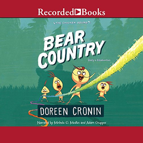 Bear Country audiobook cover art