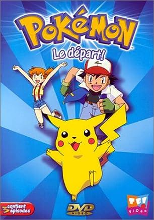 Pokémon Vol1 Le Départ Dvd Blu Ray Amazonfr