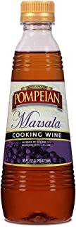 Pompeian Marsala Cooking Wine - 16 Ounce (Pack of 6)