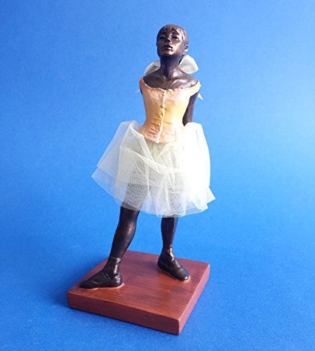 Escultura - La pequeña bailarina (S) - 16 cm, después de Edgar Degas - Petit Danseuse #03