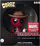 Funko Dorbz Cowboy Deadpool Marvel Collector Corps Exclusive Vinyl Figure
