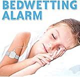 Bedwetting Alarm,WINHY Nocturnal Enuresis Baby Monitor for Boys Girls Adults Incontinence Seniors Loud Sound Vibrating Urine Detection Cure Potty Training, Urologist Tested