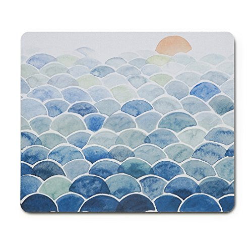 Custom Original Nature Series Mouse Pad (Sunrise)