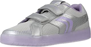 حذاء رياضي بإبزيم وحلقة مضيئة للفتيات 8 من جيوكس كومودور