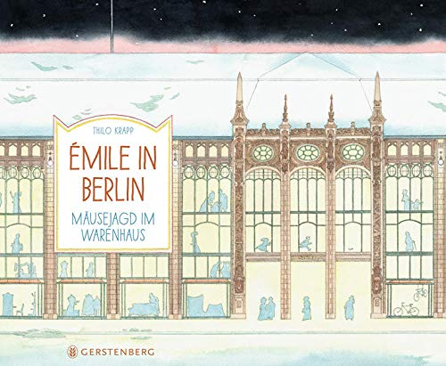 Émile in Berlin: Mäusejagd im Warenhaus