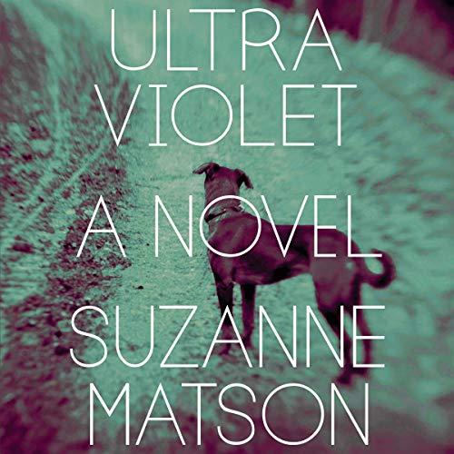 Ultraviolet audiobook cover art