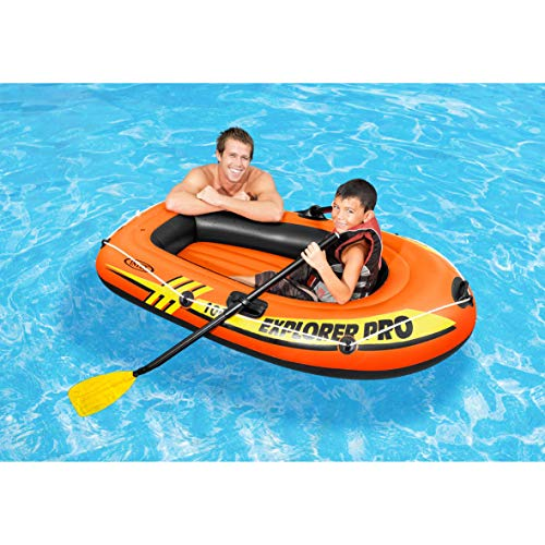 Intex Explorer Pro Inflatable Boat, Boat Only, One Person (160 x 94 x 29 cm)