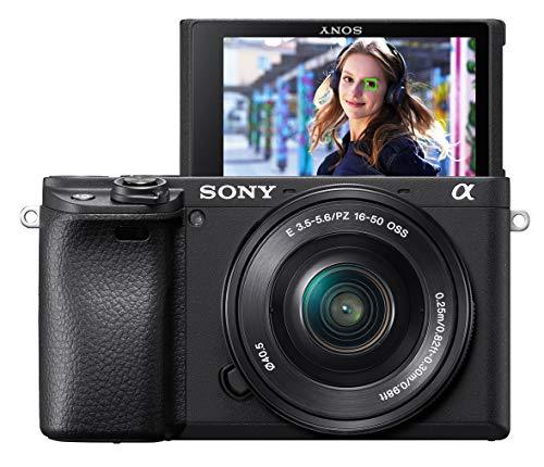Compare Sony Alpha a6400 and Canon EOS M50 Mark IICamera