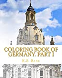 Coloring Book of Germany. Part I