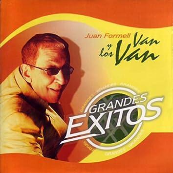 Grandes Exitos, Juan Formell Y Los Van Van