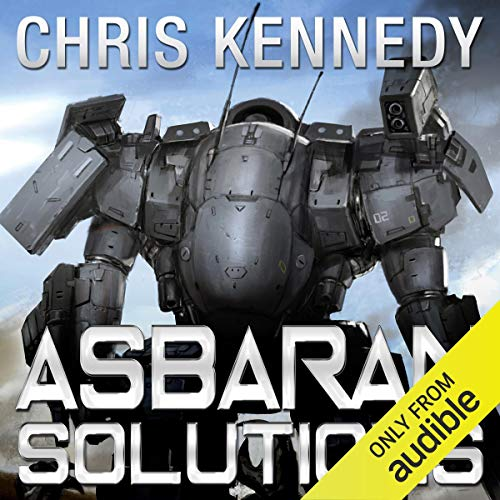 Asbaran Solutions: The Revelations Cycle, Book 2