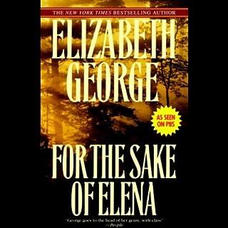 For the Sake of Elena audiobook cover art
