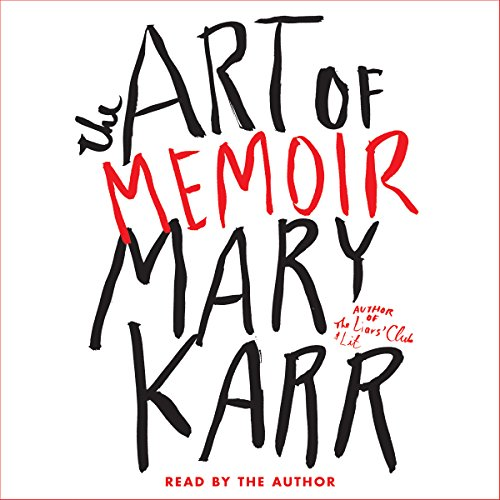 The Art of Memoir audiobook cover art