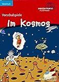Vorschulspiele: Im Kosmos (d/f/e/i) -