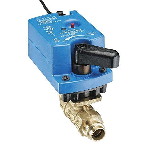 Johnson Controls VA9104-GGA-3S Electric Valve Actuator, Proportional, 24V