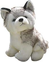 St. Lun Plush Doll Soft Toy Stuffed Animal Cute Husky Dog Baby Kids Toys Gift Pet New