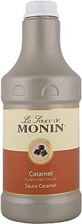 Monin Caramel Sauce, 1.89 Litre
