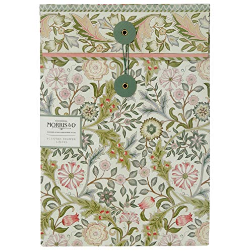 Morris & Co. Beauty Jasmine & Green Tea - Bolsas perfumadas para...