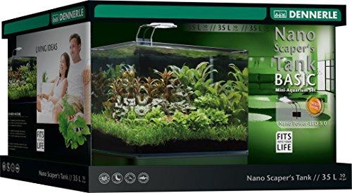 Dennerle 5592 Nano Aquarium 35 Liter – Komplett – Set | NEU - 3