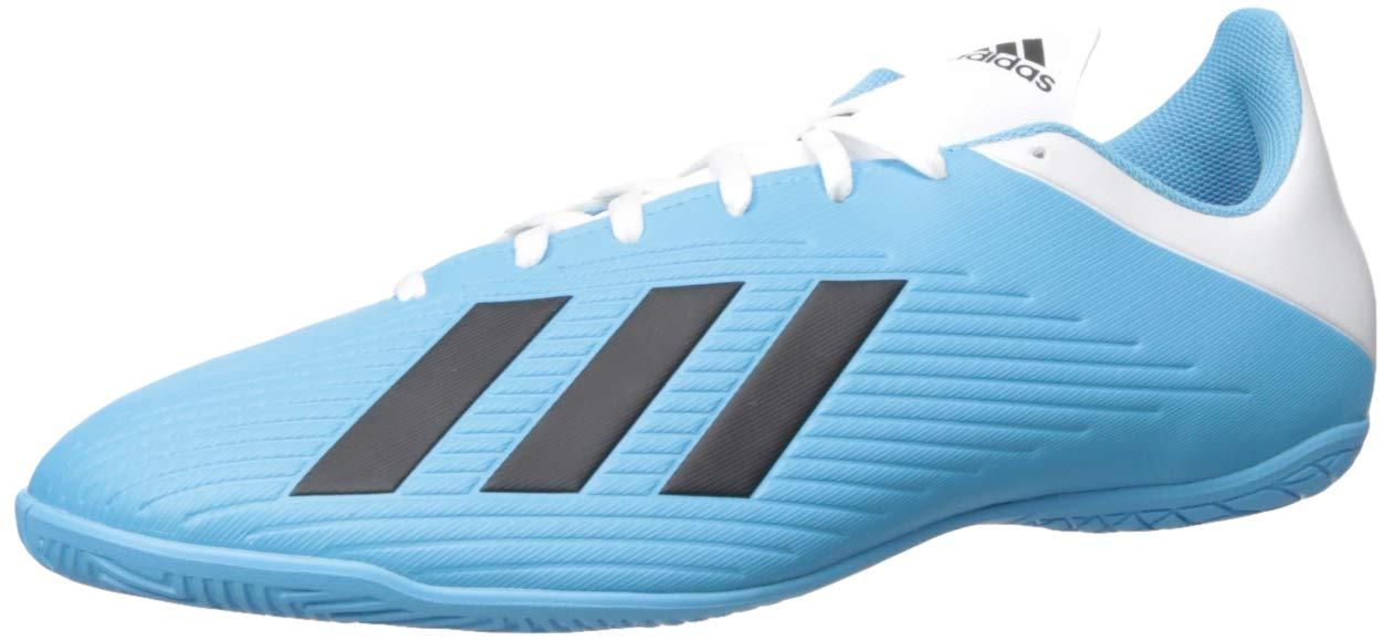 adidas Indoor Soccer Bright Black