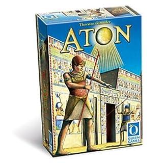 Queen Games Aton (B000P1P8KQ) | Amazon price tracker / tracking, Amazon price history charts, Amazon price watches, Amazon price drop alerts