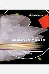 Maeda @ Media Hardcover