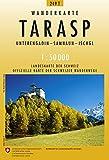 249T Tarasp Wanderkarte: Engiadina Bassa - Samnaun - Ischgl (Wanderkarten 1:50 000)