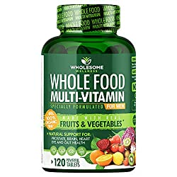 Image of Whole Food Multivitamin for...: Bestviewsreviews