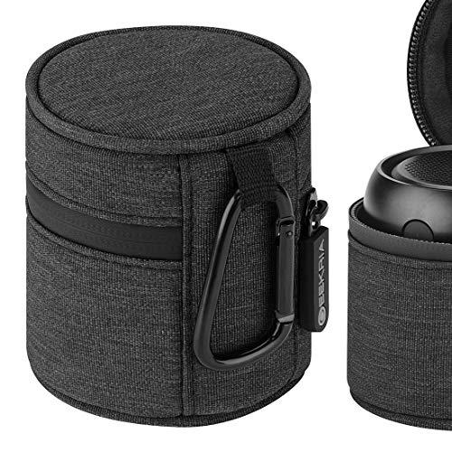 Geekria Aufbewahrungstasche für Anker SoundCore Mini Bluetooth Lautsprecher, SoundBot SB510 / Sony XB10 & Mini 2 Tragbare Wireless Lautsprecher Tragetasche