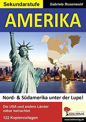 AMERIKA: Nord- & Südamerika unter der Lupe!
