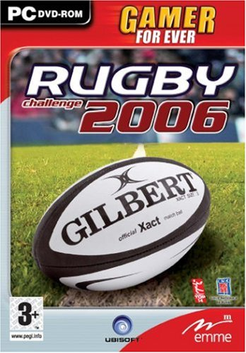 Rugby Challenge 2006 GFE - PC - FR