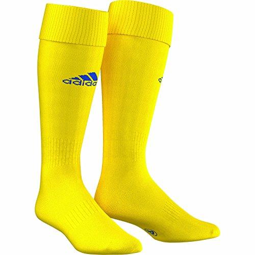 Adidas Milano Calcio Calze da uomo, Uomo, Yellow / Blue, 47-49