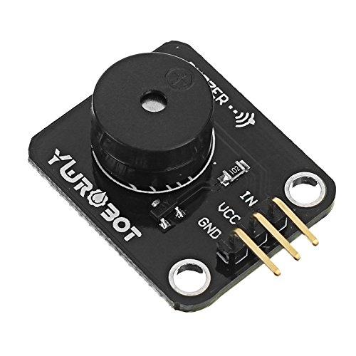 ILS - 10 Stück Aktiv Summer Modul 5 V Digitale Wasserwaage elektronische Bausteine für Arduino