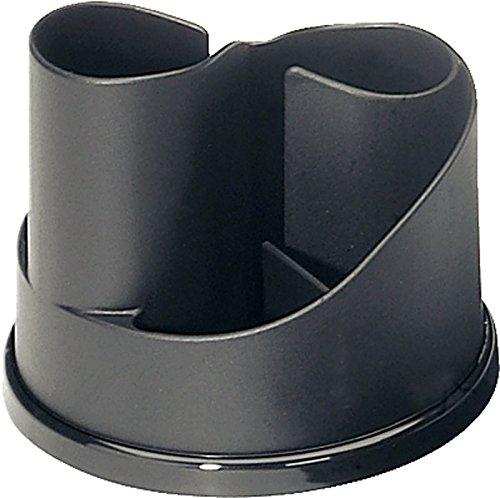 Ecobra Taichi 828001 - Portapenne, colore nero