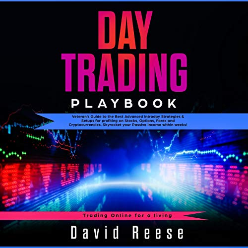 Day Trading Playbook  By  cover art