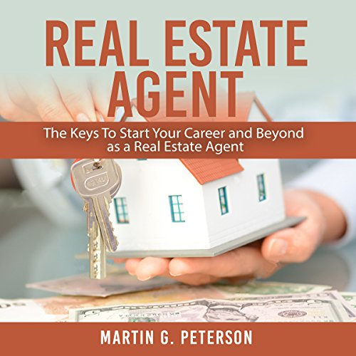 Real Estate Agent audiobook cover art