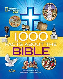[(1,000 Facts About the Bible)] [By (author) National Geographic Kids ] published on (June, 2015)