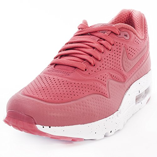 Nike Herren Air Max 1 Ultra Moire Turnschuhe, Rojo (Rojo (Terra Red/Terra Red-White), 45 EU