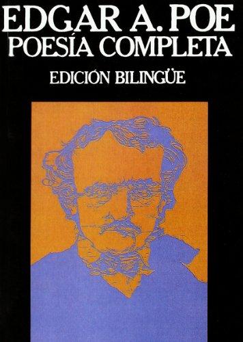 Edgar allan poe - poesia completa (ed. bilingüe) (Libros Rio Nuevo)
