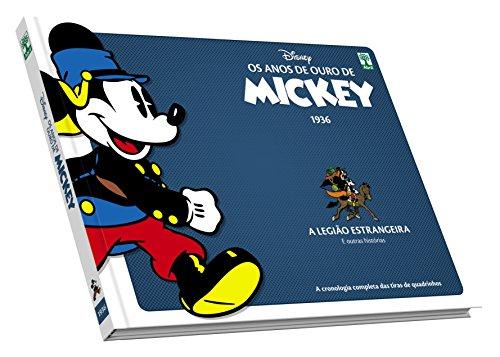 Os Anos de Ouro de Mickey. A Legião Estrangeira
