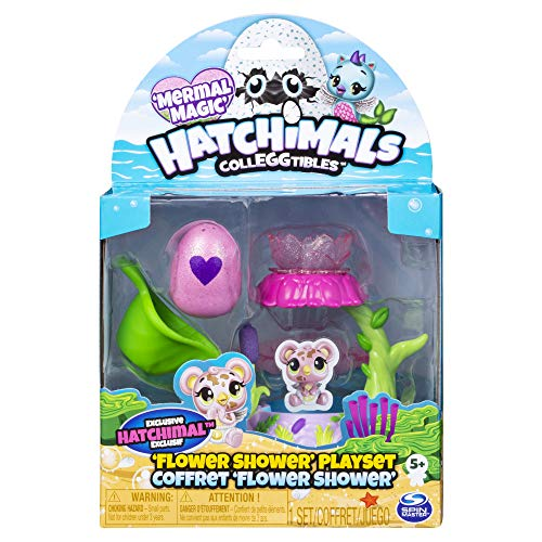 Hatchimals douche onder de bloem S5 Siren (Bizak 61921961)