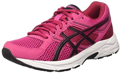 Asics Gel-Contend 3, Zapatillas de Gimnasia Mujer, Rosa (Sport Pink/Black/Cerise), 37 1/2