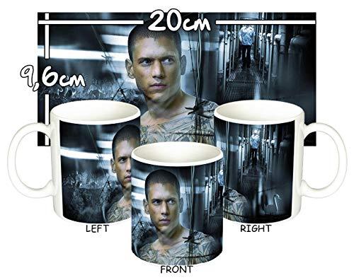 Prison Break Wentworth Miller Tasse Mug