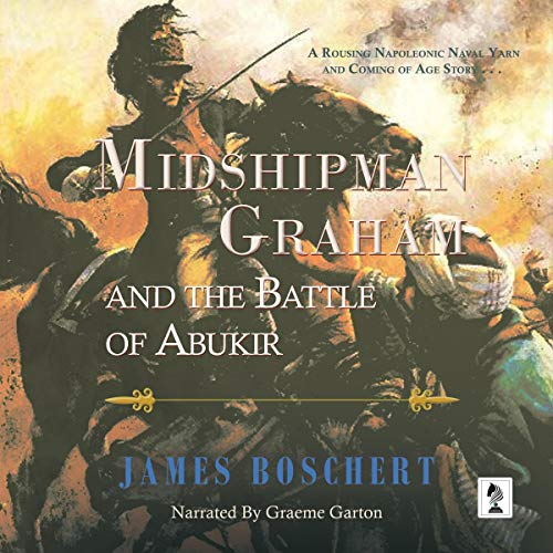 Midshipman Graham and the Battle of Abukir cover art