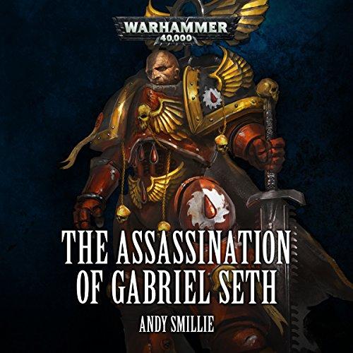 The Assassination of Gabriel Seth cover art