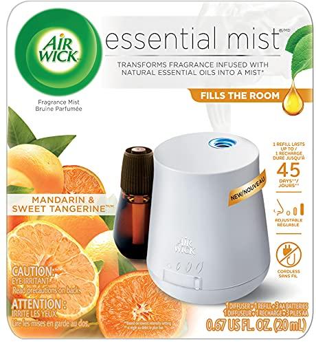 Air Wick Essential Mist, Essential Oil Diffuser, (Diffuser +...