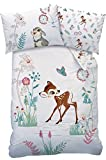 bambino lenzuola Disney Bambi 100 x 135 cm 100% cotone