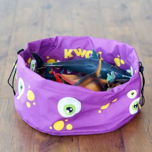 Juicy Monsters – Bolsa de almacenamiento de viaje para bebé, talla S – 636017