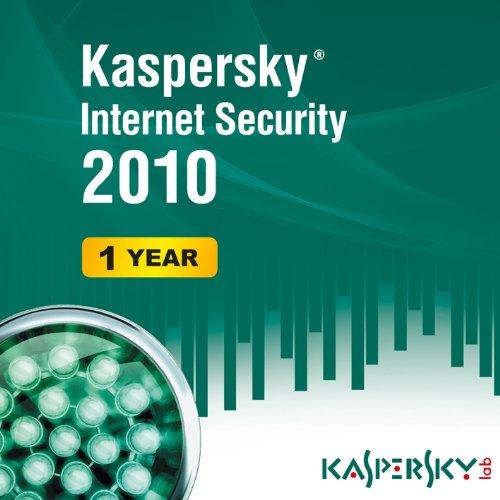 Kaspersky internet security (1 poste, 1 an) [import anglais]