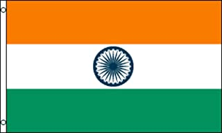 India Flag (Polyester), 2' x 3'